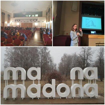 Madonas Valsts Ģimnāzijas organizētā Karjeras konference