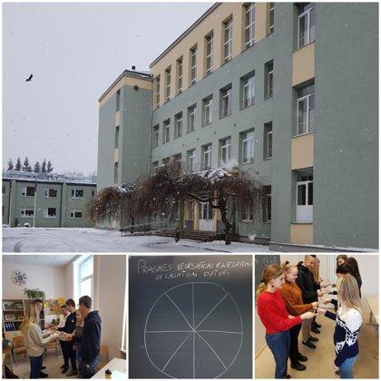 Jēkabpils 3.vidusskola un Jēkabpils valsts ģimnāzija