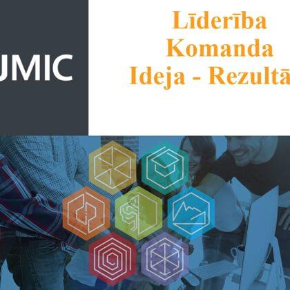 LU Inovāciju centra OnLine pasākums